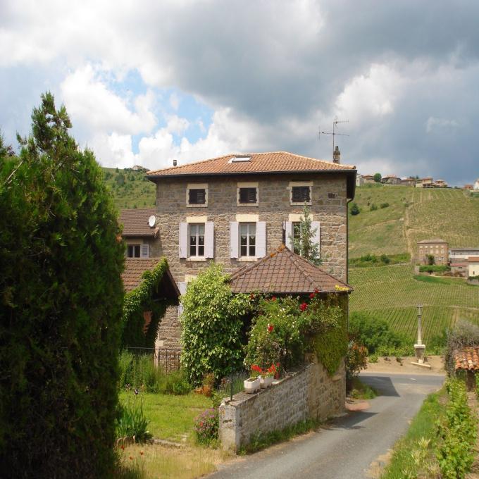 Offres de vente Propriete Vaux-en-Beaujolais (69460)